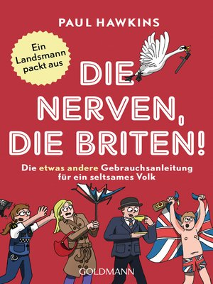 cover image of Die nerven, die Briten!