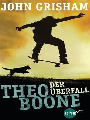cover image of Theo Boone--Der Überfall