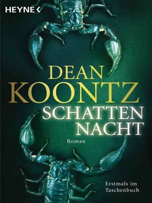 cover image of Schattennacht