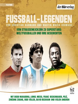 cover image of Fußball-Legenden