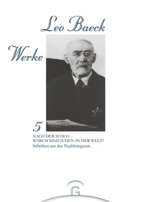 cover image of Nach der Schoa--Warum sind Juden in der Welt?