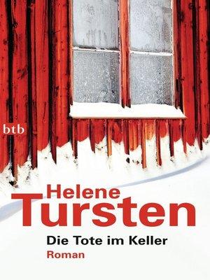 cover image of Die Tote im Keller