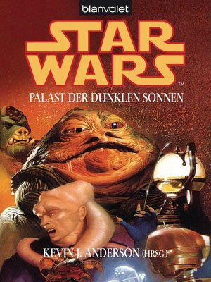 cover image of Star Wars. Palast der dunklen Sonnen. Stories