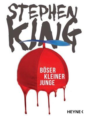 cover image of Böser kleiner Junge