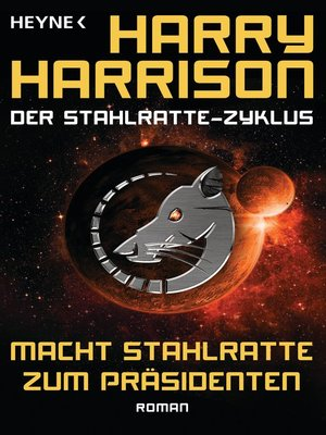 cover image of Macht Stahlratte zum Präsidenten