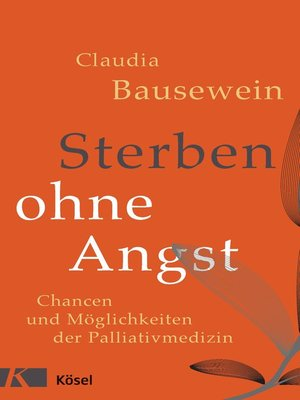 cover image of Sterben ohne Angst