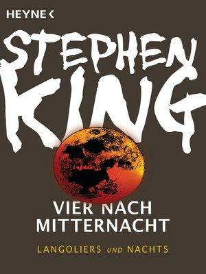 cover image of Vier nach Mitternacht