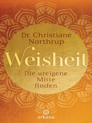 cover image of Weisheit