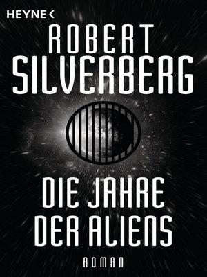 cover image of Die Jahre der Aliens