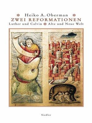 cover image of Zwei Reformationen
