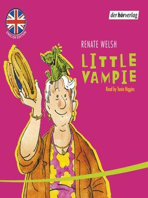 cover image of Little Vampie