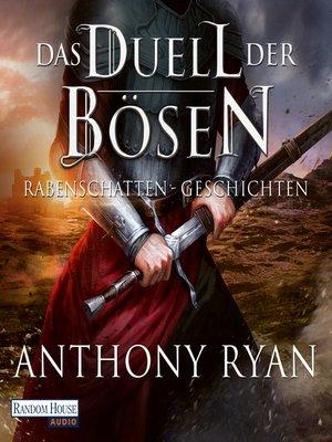 cover image of Das Duell der Bösen
