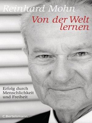 cover image of Von der Welt lernen