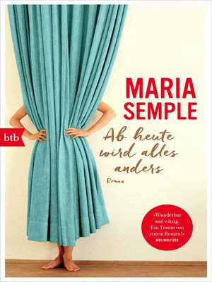 cover image of Ab heute wird alles anders