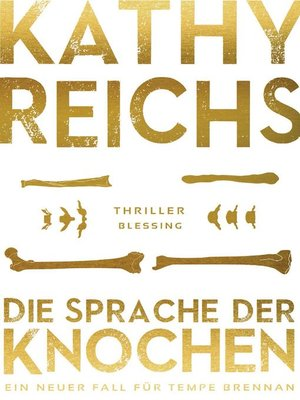 cover image of Die Sprache der Knochen