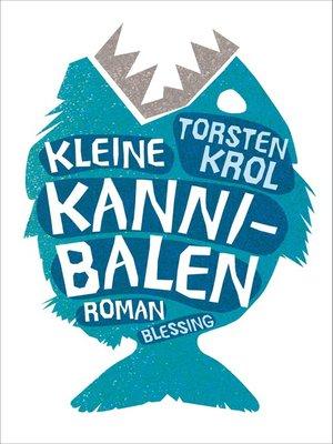 cover image of Kleine Kannibalen
