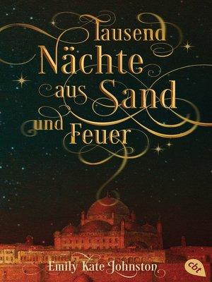cover image of Tausend Nächte aus Sand und Feuer