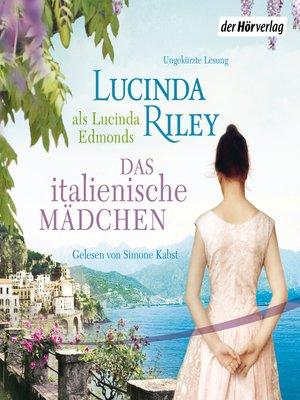 cover image of Das italienische Mädchen