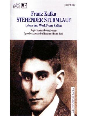 cover image of Stehender Sturmlauf