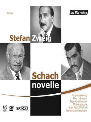 cover image of Schachnovelle