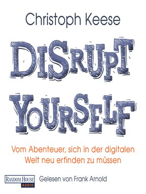 cover image of Disrupt yourself