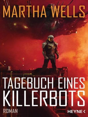 cover image of Tagebuch eines Killerbots