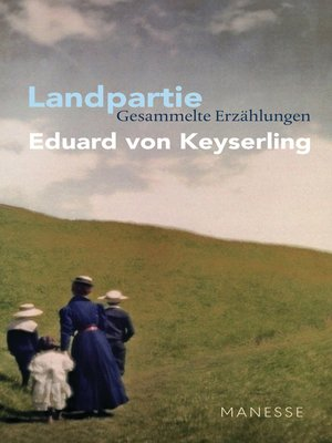 cover image of Landpartie