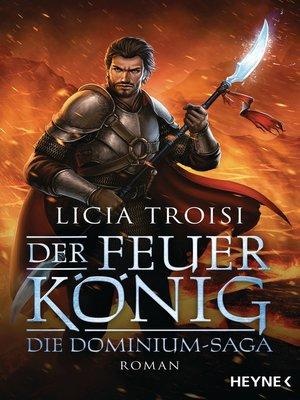 cover image of Der Feuerkönig