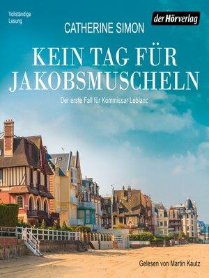 cover image of Kein Tag für Jakobsmuscheln