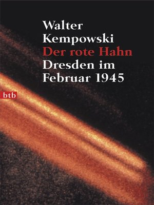 cover image of Der rote Hahn