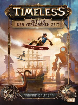 cover image of Timeless--Retter der verlorenen Zeit