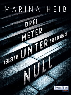 cover image of Drei Meter unter Null