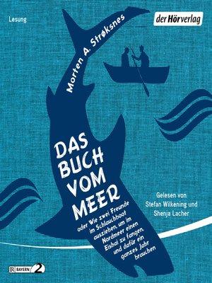 cover image of Das Buch vom Meer oder Wie zwei Freunde im Schlauchboot ausziehen, um im Nordmeer einen Eishai zu fangen, und dafür ein ganzes Jahr brauchen
