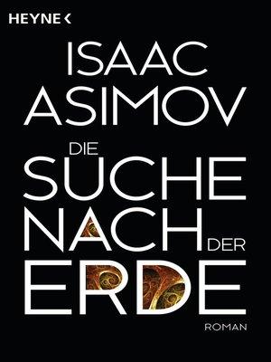 cover image of Die Suche nach der Erde