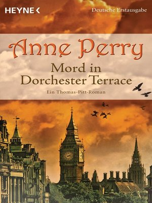 cover image of Mord in Dorchester Terrace