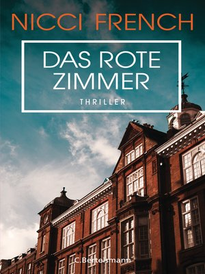 cover image of Das rote Zimmer