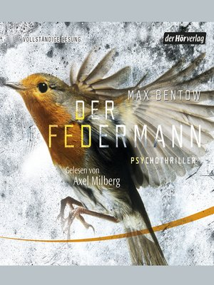 cover image of Der Federmann