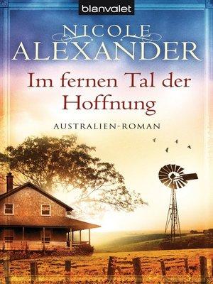 cover image of Im fernen Tal der Hoffnung