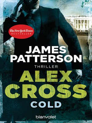 cover image of Cold--Alex Cross 17 -