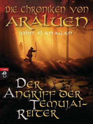 cover image of Die Chroniken von Araluen--Der Angriff der Temujai-Reiter