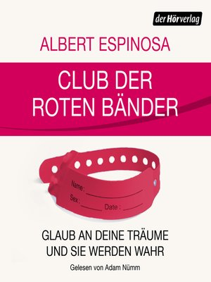 cover image of Club der roten Bänder