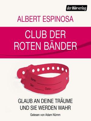 cover image of Club der roten Bänder