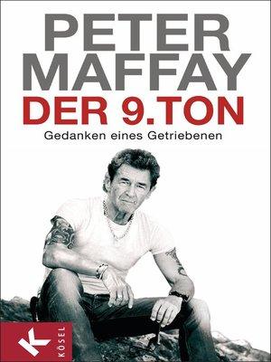 cover image of Der neunte Ton