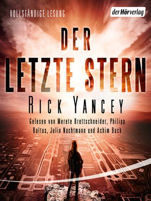 cover image of Der letzte Stern