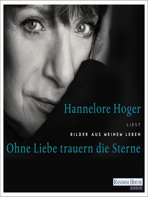 cover image of Ohne Liebe trauern die Sterne