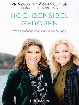 cover image of Hochsensibel geboren