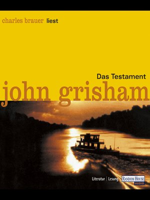 cover image of Das Testament