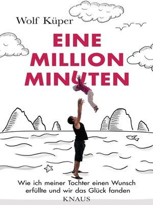 cover image of Eine Million Minuten