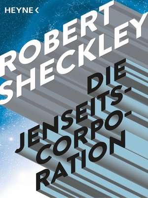cover image of Die Jenseits-Corporation