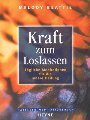 cover image of Kraft zum Loslassen